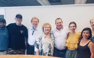 Fred Bock Adventures: The Day the Gaithers Came to Visit